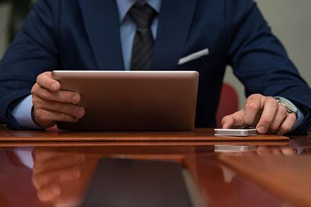 App dell'Agenzia delle Entrate su smartphone e tablet