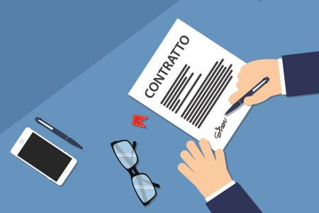 Credito d'imposta formazione 4.0 anno 2019: essenziale deposito del contratto